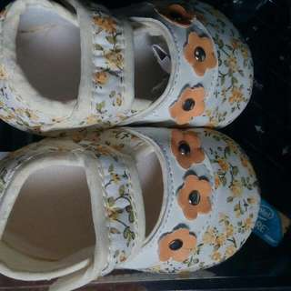 Baby Shoes (Girl 0-1yrs Old)