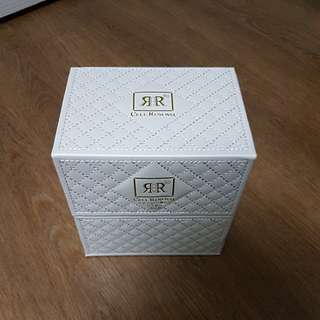 R3R Cell renewal facial cleanser and toner set