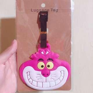 🚚 笑笑貓行李吊牌