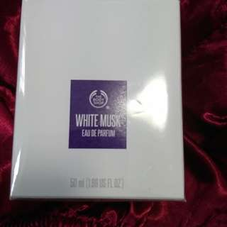 Body shop white musk EDP 50ml