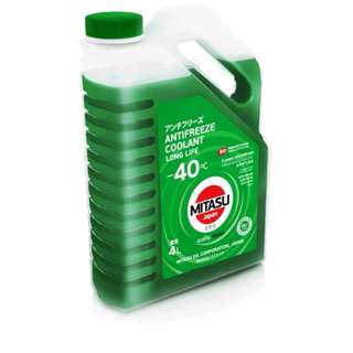 Mitasu MJ-642 Antifreeze Long Life Coolant 2L