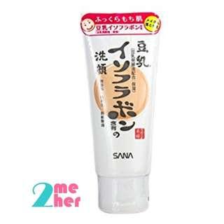 SANA (Japan) Namerakahonpo Soymilk Cleansing Wash [150g] Instock