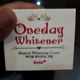 Instant/ One day Whitener