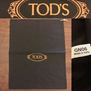全新🆕TOD's 鞋袋塵袋索袋 dust cover dust bag