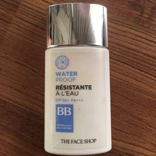 The Face Shop Waterproof BB Cream