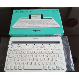 K480 MULTI DEVICE Apple Android Bluetooth Keyboard