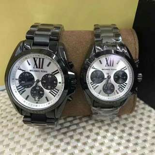 MK watches Black