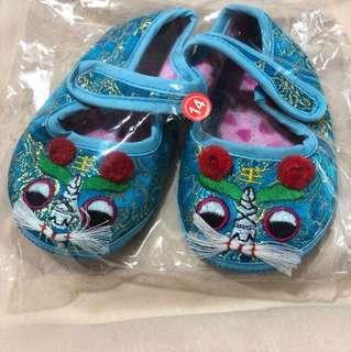 CNY Baby Shoes 12cm