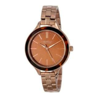 Caravelle New York By Bulova Women's Rose Gold Watch