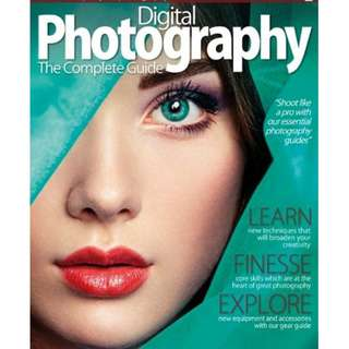 Ebook Digital Photography – The Complete Guide 2017