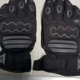 DAINESE GLOVES (REPRICED!!!!)