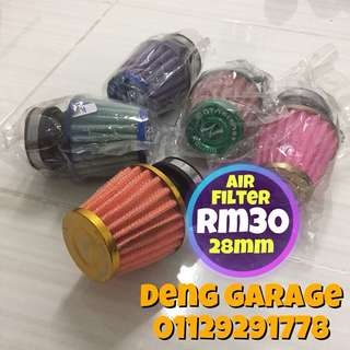 Air Filter Carburator 28mm