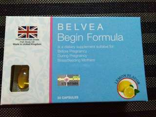 BElVEA fish oil