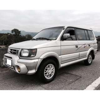 售 1998年 中華三菱 FREECA 一手車 正常保養 賺錢車