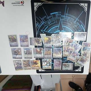 Wts overlord deck vanguard