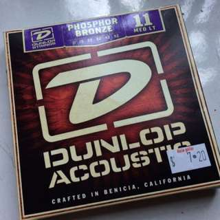 Dunlop Acoustic Strings