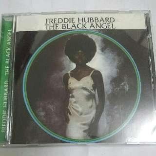 Music CD: Freddie Hubbard–The Black Angel - Jazz, Fusion