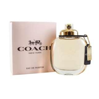 BNIB Coach perfume