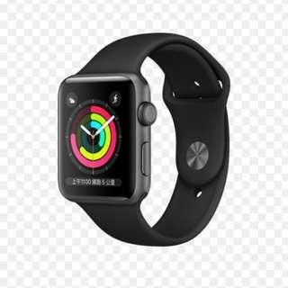 Apple iwatch 3代 Black 42mm 99%new