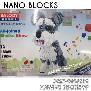 For Sale BALODY Nano Building Blocks Toy