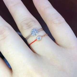 鑽石戒指💍主鑽5⃣️分!!🈶️1⃣️0⃣️-1⃣️7⃣️
