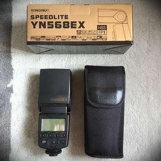 Yongnuo Speedlite YN568EX (Flash)