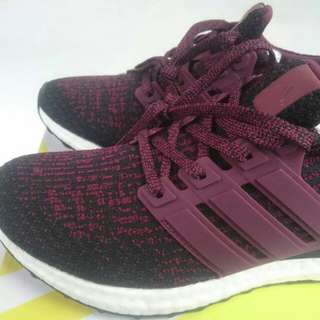 ADIDAS Ultra Boost 3.0 Deep Burgundy