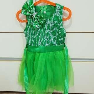 Girl Sequined Dress