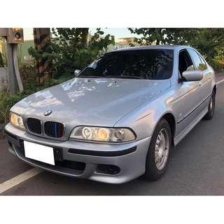 售 1998年 BMW E39 520I