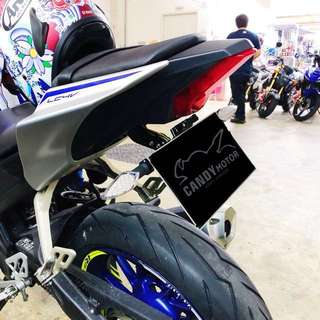 Tail Tidy for R155 / R15 V2 / R15V3