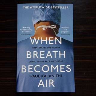 When Breath Becomes Air | Paul Kalanithi