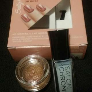 Sally Hansen Salon Chrome Rose Gold