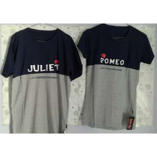 Baju Couple kaos