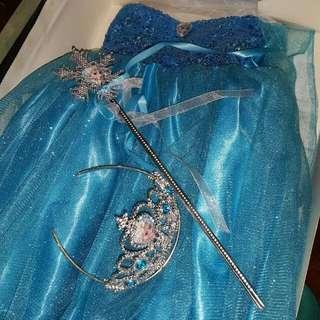 Frozen Disney Costume