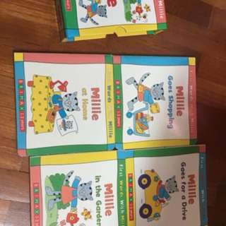 Pre-loved millie gift box set (4 books)