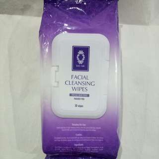 Est lab Facial cleansing wipes