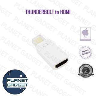 Thunderbolt / Mini DP to HDMI