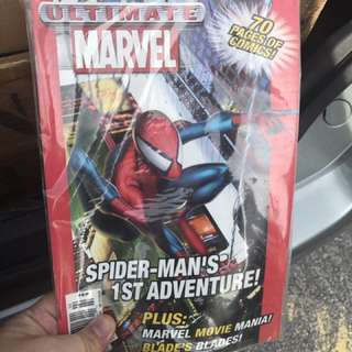 Ultimate Marvel Issue 1