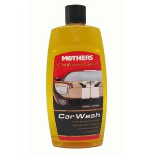 Mothers 05600 California Gold Car Wash 473ml