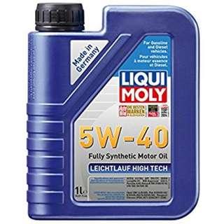Liqui Moly Leichtlauf High Tech 5W40