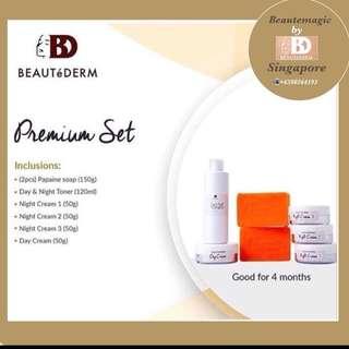 Beautederm Premium Set
