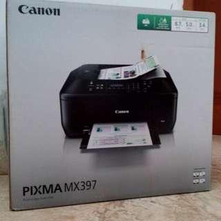 Canon Printer Multifungsi Pixma MX397