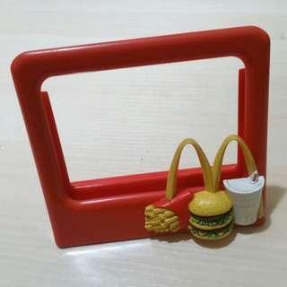麥當勞膠相架(分享)
