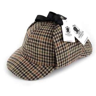 福爾摩斯帽