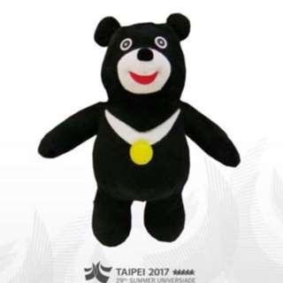 全新~賣到缺貨的熊讚娃娃