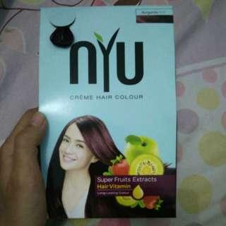 #cintadiskon NEW NYU creme hair colour