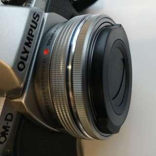 Olympus OMD EM10 MK I body + 14-42mm lens