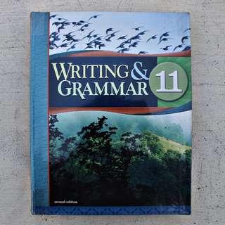 Writing & Grammar 11