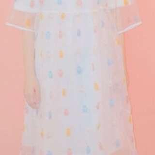 🐻小熊軟糖紗紗洋裝🐻
