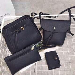 Tasya Bag Set (4in1)